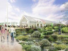 3º Lugar: Concurso de Ideias para os Serviços da Expo 2015 / TernulloMello Architects + Nuno Marcos