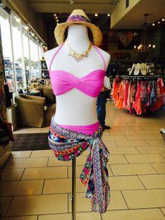 Swim suits!
