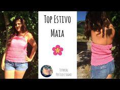 Tutorial - Top Estivo Maia - YouTube