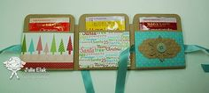 Pockets Full of Tea Tutorial by Julie Elak for Your Next Stamp