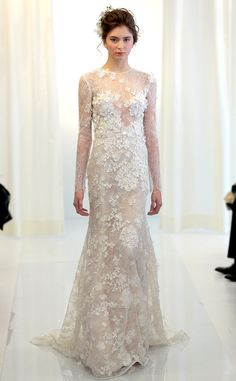 Angel Sanchez from Best Looks From the Spring 2016 Bridal Collections | E! Online