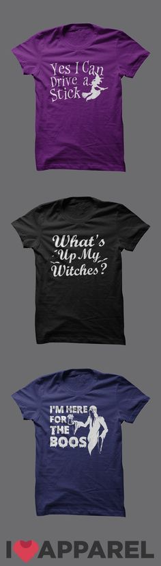 Check out all of the Halloween shirts! http://iloveapparel.com/collections/halloween
