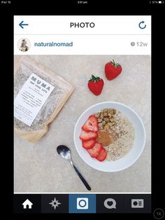 Have you picked up your weekly supply of Raw Core Love? Boost your digestive health every morning with MUMA Health - Available at www.MumaHealth.com @naturalnomad   #breakfast #mondays #strawberries #RawCoreLove #melbourne #lifestyle #nutrition #diet #healthy #fit #foodgasm #foodporn #food #health #fitness #detox #cleaneating #raw #vegan #glutenfree #instapic #vitamins #protein #foodie #fresh #delicious #superfood #MumaHealth