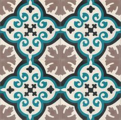 Mager - Cementowe płytki mozaikowe