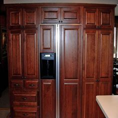 Cabinet Refacing, Armoire, Tall Cabinet Storage, Jewel, Kitchens, Decor Ideas, Wall, Furniture, Home Decor
