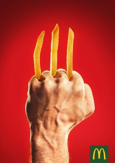 McDonald's: Wolverine | Ads of the World™️