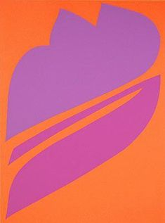 Changes #5 - Jack Youngerman Prints, Abstract, Jack, Art Painting, Painting, Art Design, Pictures