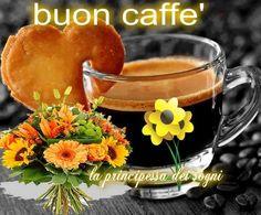 BUON CAFFE'  PER UN SERENO POMERIGGIO.