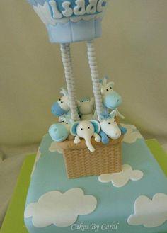 Hot Air Balloon Babies TORT Pinterest Babies Air balloon and