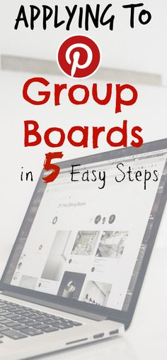 applying to group boards can be intimidating and confusing, however it doesn't have to be. Make Money Blogging, How To Make Money, Group Boards, Blogger Tips, Creating A Brand, Blogging For Beginners, Social Media Tips, Online Business, Helpful Hints