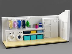 51 Ideas For Kids Room Lego Display