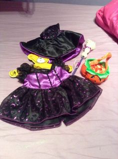 Build A Bear Witch Costume