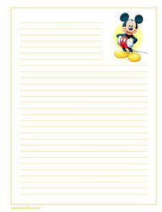 papier a lettre a  imprimer