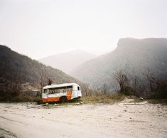 ROB HORNSTRA > Kodori Valley, Abkhazia (The Sochi Project)