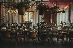 Opulent Rustic Wedding