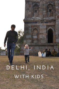 Check out all there is to do when visiting New Delhi, India with Kids