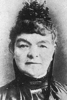 Mary Lee (1821-1909) founder of Working Womens Trade Union and Hon. Sec. Women's Suffrage League of S.A. assured the right to vote for Australian women.