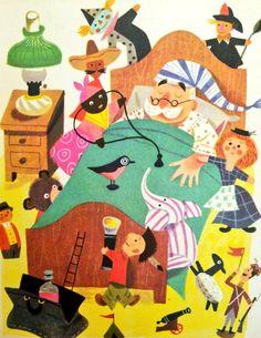 LITTLE GOLDEN BOOK 『DOCTOR SQUASH THE DOOL DOCTOR』Margaret Wise Brown / J. P. Miller (1952)