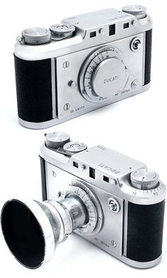 Did you know that Ducati once made rangefinder cameras? (Sogno OR 6401.1) | Leica Rumors