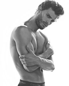 Jamie Dornan, the Huntsman on Once Upon a Time (ABC) I can't believe they killed off Graham! He was the sexiest one on!!