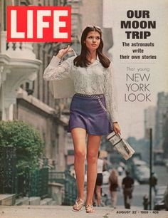 Summer in the City: Revisiting the Ultra-Cool 'New York Look' of 1969