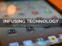 """""""Infusing Tech Into the Common Core FETC Edition"""" - A Haiku Deck: Ways to Integrate Technology with the Common Core Standards"""