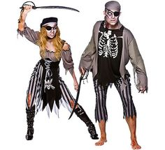 zombie pirate couple pirate halloween partycouple halloween costumeshalloween