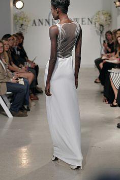 #wedding dresses ideas and inspirations-Illusion Backs