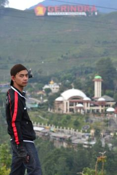 The Mosque..