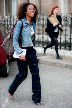 (via Street Style Aesthetic» Blog Archive» Paris – Join The Clan)
