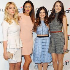 Pin for Later: 23 Photos of the Pretty Little Liars Girls That Will Give You Serious Squad Envy