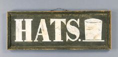 sign, 19th century, Christie's