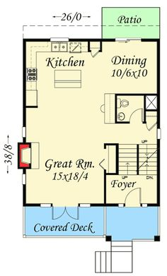 House Plans Crafts And Arts Crafts On Pinterest