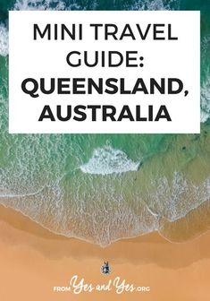 Looking for a travel guide to Queensland, Australia? This written-by-a-local travel guide will tell you what to do, where to go, what to eat, and how to deal when an Aussie 'takes the piss'! – yesandyes.org Best Vacation Destinations, Best Vacation Spots, Vacation Trips, Vacations, Travel Advice, Travel Guides, Travel Tips, Budget Travel, Travel Checklist