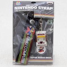 スーパーマリオブラザーズ Nintendo携帯ストラップ
