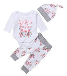 8023c6aee 14 Best Auntie baby clothes images   Auntie baby clothes, Babies ...