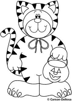 carson dellosa halloween coloring pages - photo#7