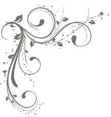 arabescos simples branco - Pesquisa Google