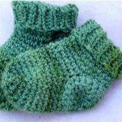 10 Free Crochet Sock Patterns