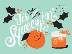 'Tis the Squeezin' — Mary Kate McDevitt