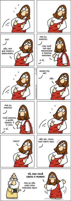 1625 – Problemas que ocorrem com seus Avós e provavelmente com Deus