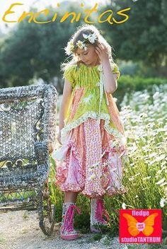 Studio Tantrum ENCINITAS Sunshine Dress Sewing by MyPatternPlace, $14.00
