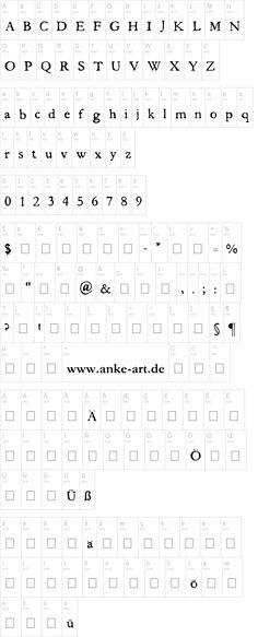 Butterbrotpapier Font   dafont.com
