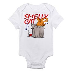 Friends TV Show Smelly Cat Infant Bodysuit Maybe a Friends onesie for every size...