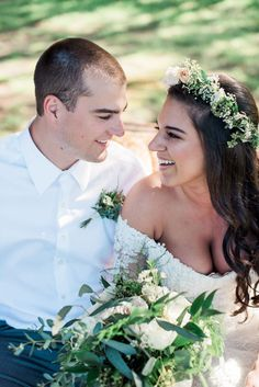 Bride with Groom   Leah Adkins Photography   see more at http://fabyoubliss.com