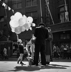 Ed van Wijk, Den Haag, 1950-1959