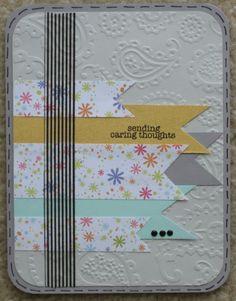 Card: Sympathy card