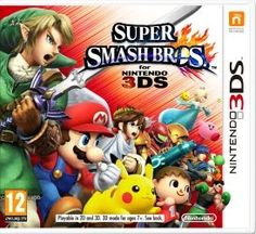 Super Smash Bros Game 3DS In Super Smash Bros multiplayer games characters from all Nintendo universes meet up in Nintendo locales to duke it out Bring together any combination of characters and revel in the ensuring chaos tha http://www.comparestoreprices.co.uk/january-2017-6/super-smash-bros-game-3ds.asp