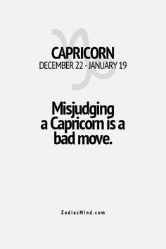 you dont scare me i'm a capricorn - Google Search