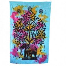 Wall tapestry to decorate your house. #animaltapestry #elephanttapestry #decoration #homedecor #interiordecor